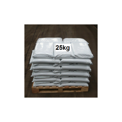 White Rock Salt 10 x 25kg Bags (Quarter Pallet)