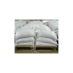 White Rock Salt 100 x 25kg Filled Sand Bags White Woven Polypropelene