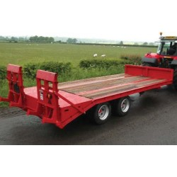 20ft Heavy Plant Low Loader