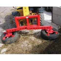 8ft - 16ft Heavy Duty Feed Pusher