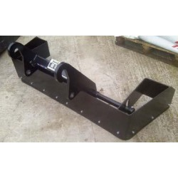 Loader Mounted Yard Scraper 6ft - 8ft