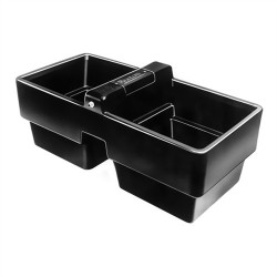 Rectangular Drinking Trough - 410litre - with Ballcock (Centre Fill)