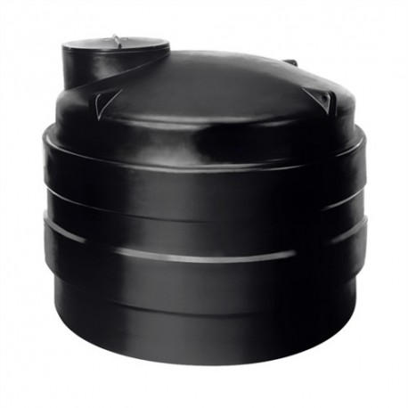 2728 litre Rainwater Harvesting Tank (Above Ground)