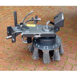 Weed Brush Attachment - 2000 & 2100 Series
