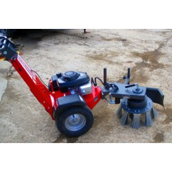 820 Series - Hydraulic Weedbrush