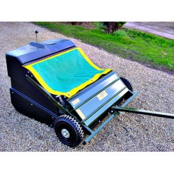 Hard Surface Towed Sweeper - SCH HSTS98