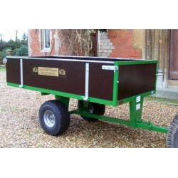2 Wheel Timber Tipping Trailer -SCH GWTS10