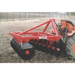 Disc Harrow (1.32m wide) 20hp