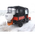 Spreader with Cab Mounted Control Box - 70L
