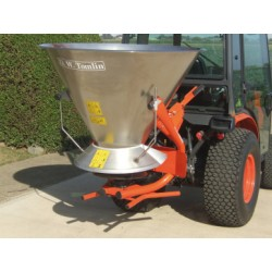 Salt Spreader - 200L - Tractor Mounted Disc