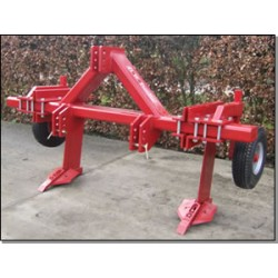 Twin Legged Subsoiler - Medium Duty - 40hp