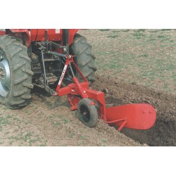Single Furrow Plough - Conventional - 16hp
