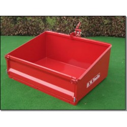 Transport Box - 1.83m x 0.92m - 30hp (Non-Tipping)