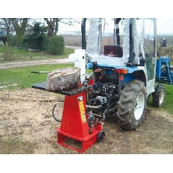 Tractor Mounted Log Splitter - 24hp - 24hp
