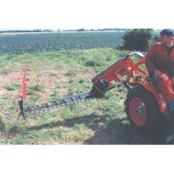 Finger Bar Mower - 1.65m - 30hp