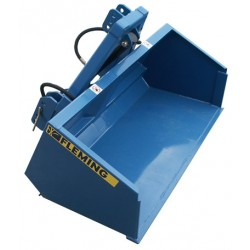 6ft Hydraulic Transport Box