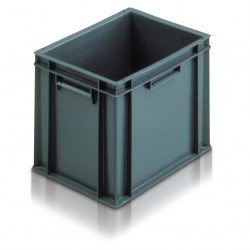 Euro Stacking Plastic Containers (400 x 300 x 319mm)