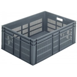 Euro Stacking Perforated Containers (800 x 600 x 319mm)