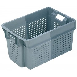 Euro Stack and Nest Container - Perforated (50 litre)