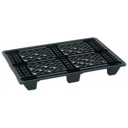 Nestable Plastic Pallet - Pack of 6 (1200 x 800)