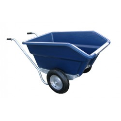 Jfc twb-250 2 Wheeled Tipping Barrow - 255ltr
