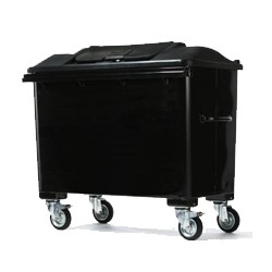 Galvanised Recycling Bin (500 litre)
