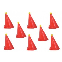 Set of 8 Training Cones (Carriage Riding)