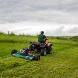 AR-180 Rotary Mower - 17.5hp B&S Engine with Electric Start