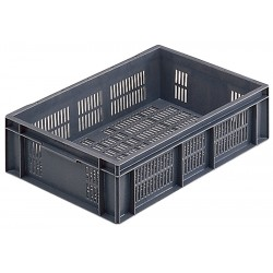 Euro Stacking Perforated Containers (600 x 400 x 150mm)