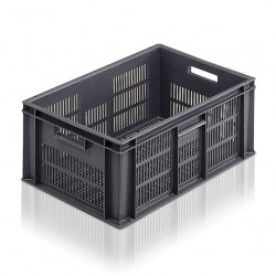Euro Stacking Perforated Containers (600 x 400 x 235mm)