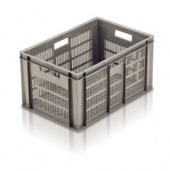 Euro Stacking Perforated Containers (600 x 400 x 319mm)