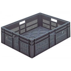 Euro Stacking Perforated Containers (800 x 600 x 235mm)
