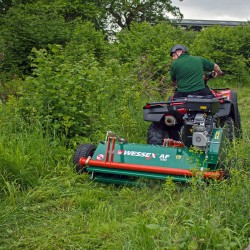 AF-120 Flail Mower with Standard Wheels 1.2m