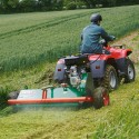 AF-160 Flail Mower with Standard Wheels 1.6m