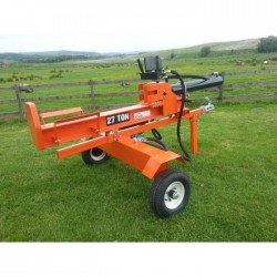 20 Ton Petrol Horizontal/Vertical Log Splitter (Towable) [One Meter Log]