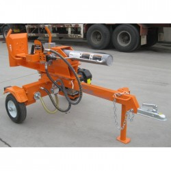 22 Ton Petrol Horizontal/Vertical Log Splitter (Towable)
