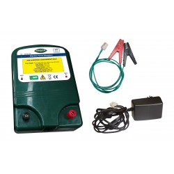 Mains and Battery Fencer 12v/230v - 0.8J