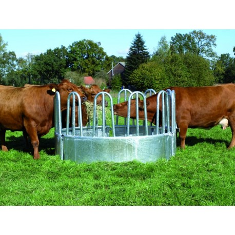 Round Hay Rack Standard for Cattle