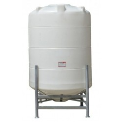 2700 Litre 30 Degree Cone Tank No Frame