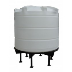 5200 Litre 15 Degree Cone Tank No Frame