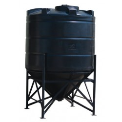 5900 Litre 45 Degree Cone Tank No Frame