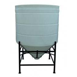 6900 Litre 45 Degree Cone Tank No Frame
