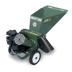 Petrol Chipper Shredder with 8.25 B&S OHV