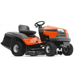 Husqvarna TC138 Rotary Ride-On Mower (Rear Discharge)
