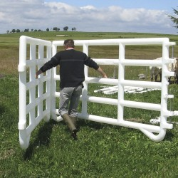 Corral Pen System - Panel (White)