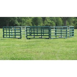 Corral Pen System - Creep Pen (8 Panels and 4 Arches)