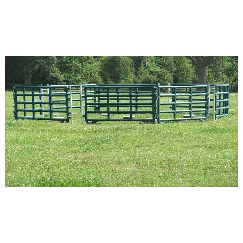 Box Jumps For Sale >> Corral Pen System - Creep Pen (8 Panels and 4 Arches) - Horse Jumps For Sale