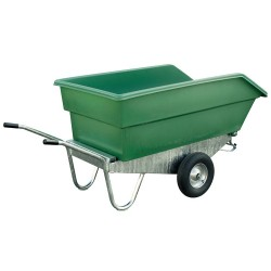 350ltr Heavy Duty Tipping Barrow