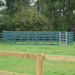 Corral Pen System - Paddock Pen - Turnout Ring (8 Panels)