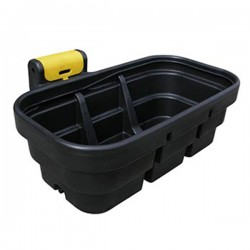 100 Gallon Oval Fast Fill Water Trough